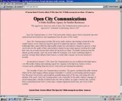 Open-City.com